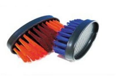 Escova Oval de Plástico