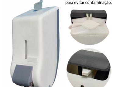 Saboneteira c/ Reservatório