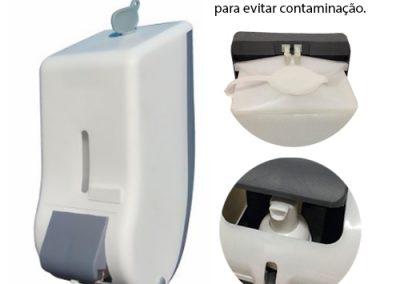 Saboneteira Espuma c/ Reservatório